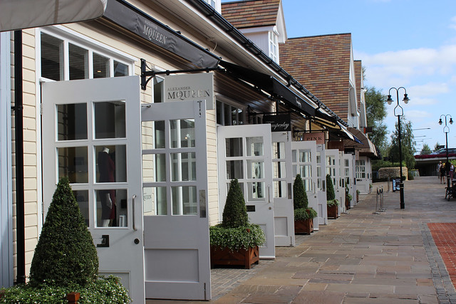 Bicester Village general 4 McQueen