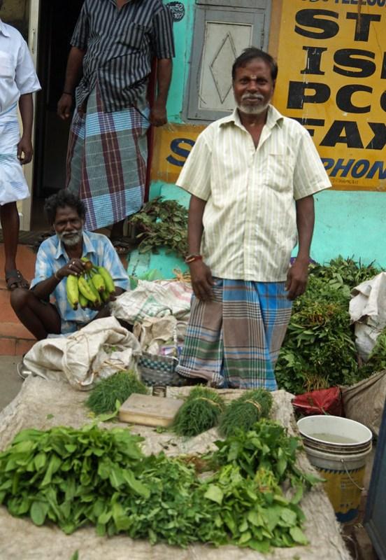 Greens Seller