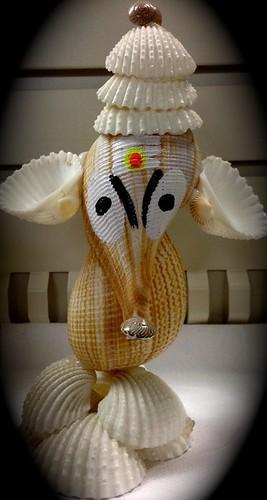 shell ganesha