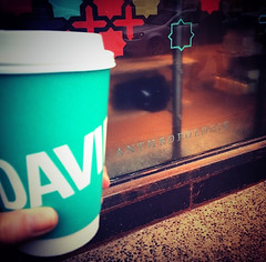 David's Tea and Anthropologie Southport