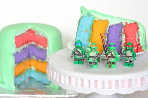 2013 08 TMNT Cake (5)