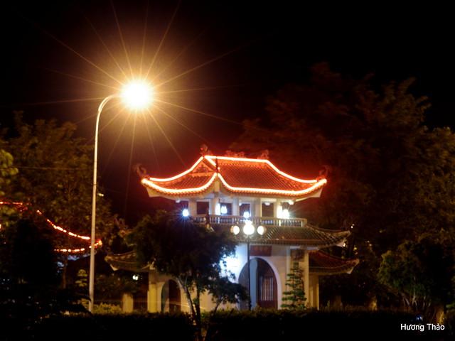 Văn Miếu 's sun