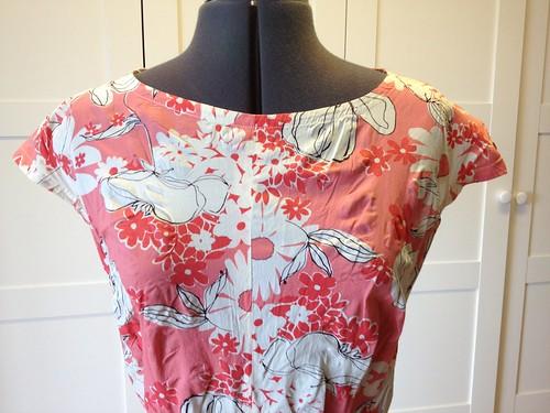 mystery dress bodice