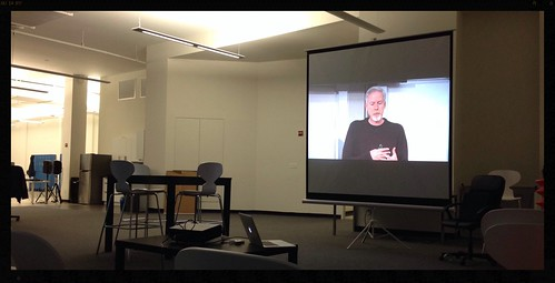Paul Hegarty on the Big Screen