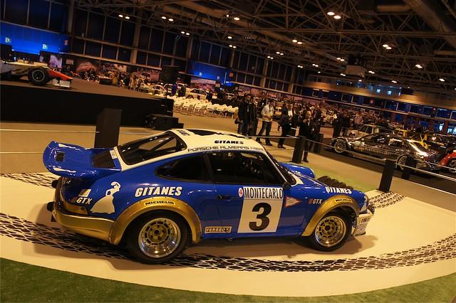 Porsche 911 SC Grup 4 Almeras