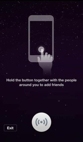 iOS WeChat 5.0重要版本升級-獨創全新社交Hold Together功能 搜尋附近好友