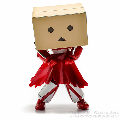 Danbo Getter Covers Up!