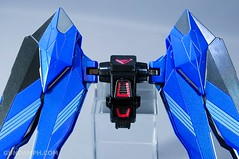 Metal Build Freedom Gundam Prism Coating Ver. Review Tamashii Nation 2012 (16)