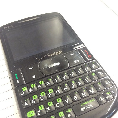 First generation Blackberry