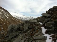 Aufstieg Edelrauthütte auf die Napfspitze