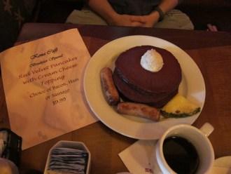Kona Cafe Menu Springfield Oregon