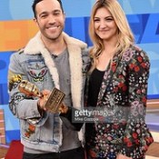 Pete Wentz and Julia Michaels joined forces to announce the first initial round of the 2017 Billboard Music Awards nominations on Good Morning America on Monday