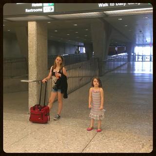 Airport Drama