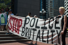 Rally against police brutality