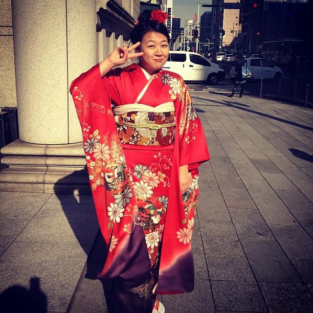 quero usar kimono todos os dias