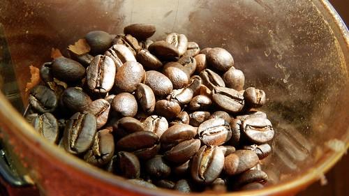 Roasting Coffee 10