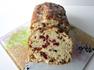 Apple-Cranberry-Pistachio Bread