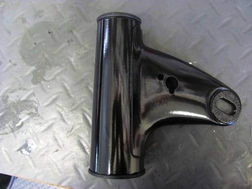 Rubber Gaskets Installed in Headlight Ear