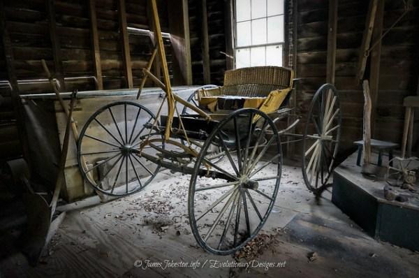 Longwood Plantation - Carriage House