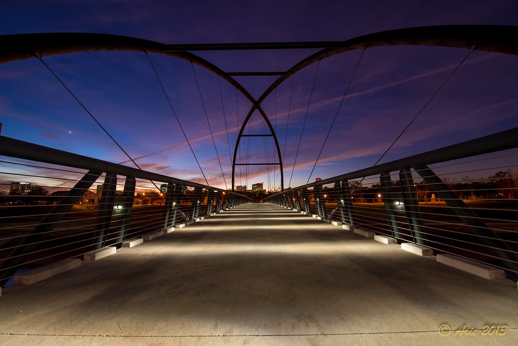Bill Coats bike bridge