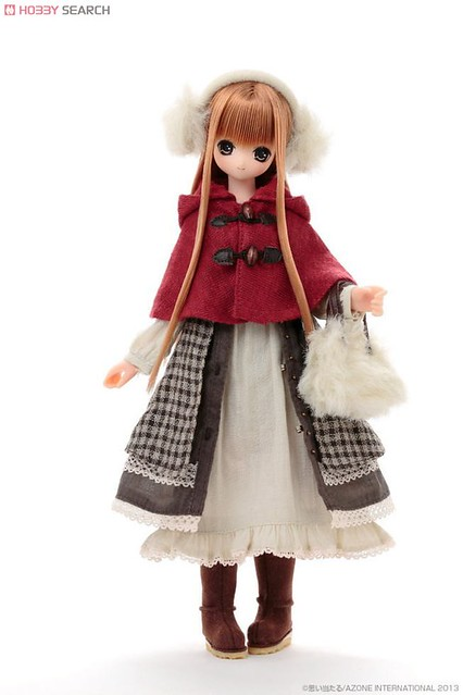 Coming home!!! My first Azone doll!