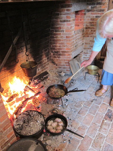 2013 Open Hearth Cooking