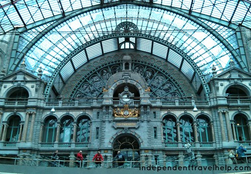 train, travel, antwerp, belgium