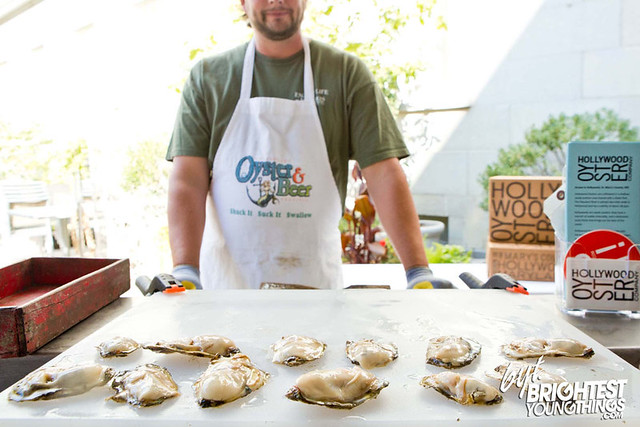 28 Oysterstock @ Poste