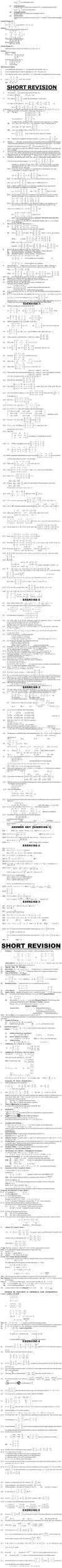 Maths Study Material - Chapter 5