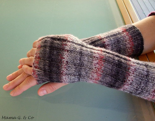 Ribbed Handwarmers (4)
