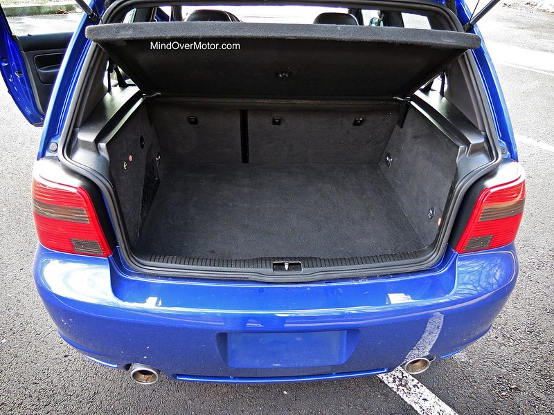 2004 Volkswagen Mk4 Golf R32 Trunk by Mind Over Motor