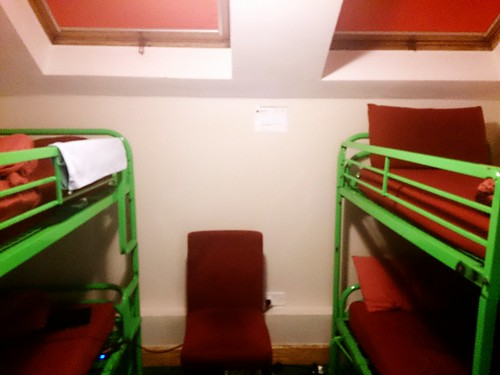Dónde dormir y alojamiento en Dublín (Irlanda) - Barnacles Temple Bar House.