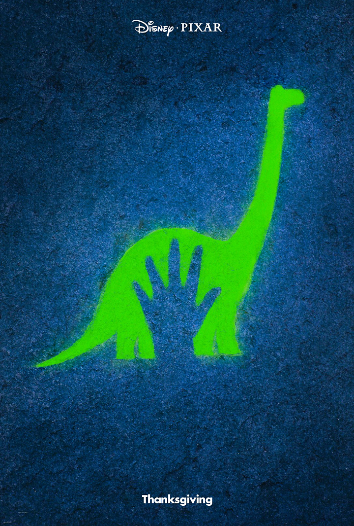 The Good Dinosaur traileri - Disnerd dreams