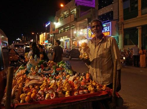 Golu Doll Salesman