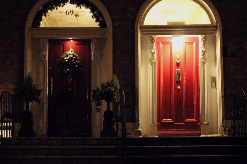 georgian doors christmas dublin