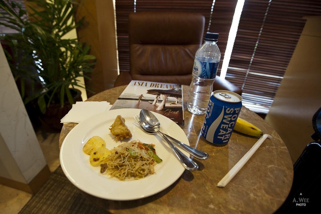 Lounge Food at Jakarta