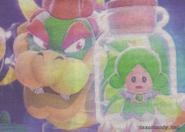 super mario 3d world clipping