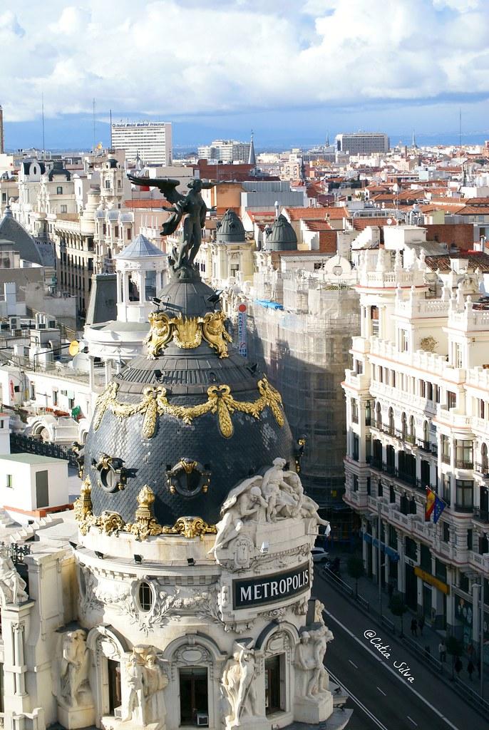 Madrid - Azotea Circulo de Bellas Artes (6)