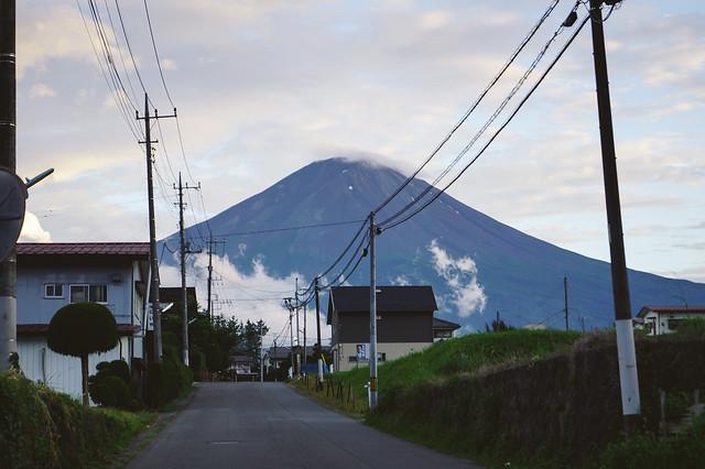 Paseando por Kawaguchiko