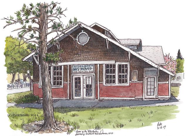former home of outdoor adventures, uc davis