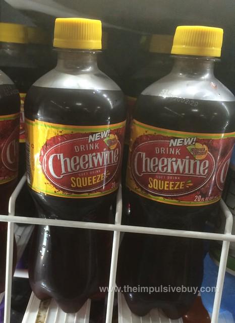 Cheerwine Squeeze