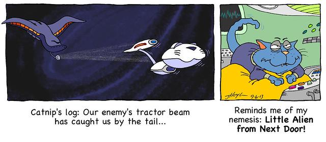 Catnip's nemesis
