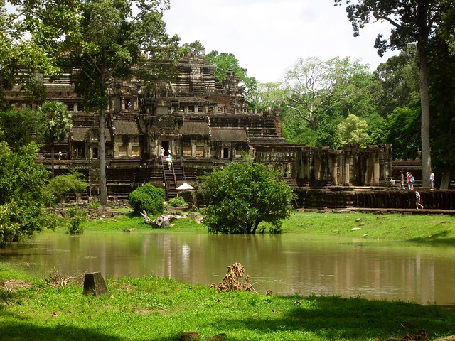 Angkor Thom - Prasat Baphuon
