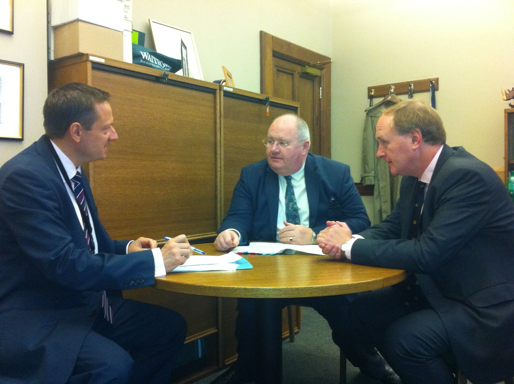 Jason meets with Secretary of State to discuss Kirklees LDF shambles