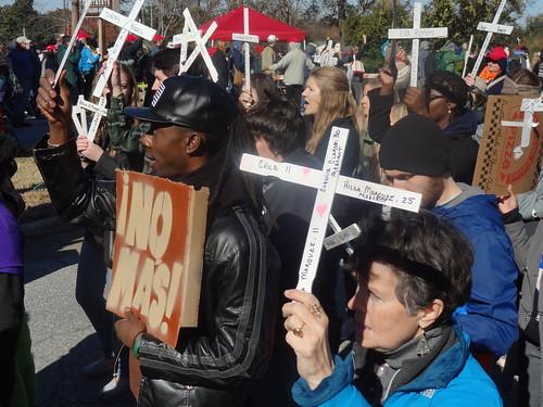 School of Americas, SOA Watch, protest, 2013