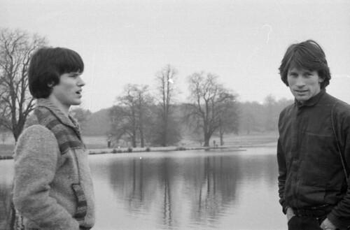 Michael and Mark, Richmond Park