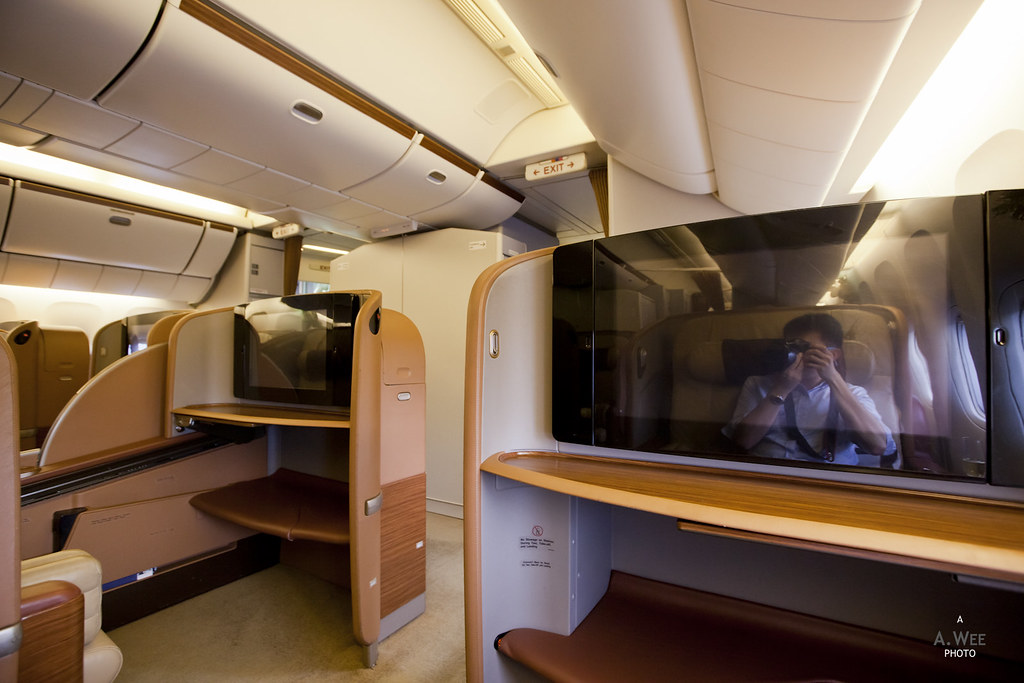 Cabin upon Boarding
