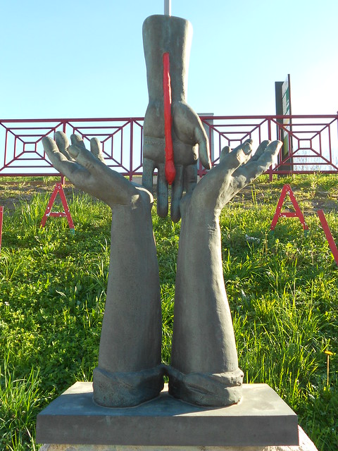 monumento AVIS a Polesella