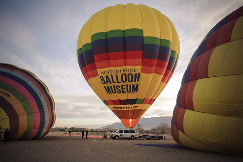 Hot Air Balloning- Albuquerque, New Mexico | USA-3