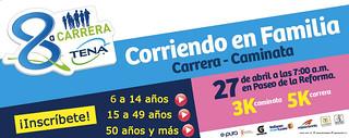 Carrera TENA 2014